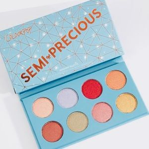 Colourpop Semi Precious Palette-Authentic